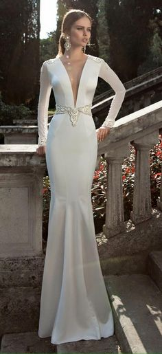 Berta Bridal Winter 2019 Collection – Part 3 – Wedding Gown Wedding Dresses 2014, Bridal Dresses, Wedding Gowns, Wedding Blog, Dresses Dresses, Hair Wedding, Formal Dresses, Wedding Jewelry, Wedding Ceremony