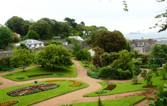 Candie Park, St Peter Port, Guernsey  #travel
