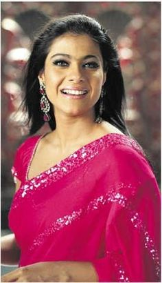 Kajol is working it!
