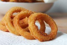 Das Rezept für Onion Rings Selber Machen & andere Rezepte zum Selbermachen inklusive Schritt für Schritt Anleitungen und Bildern bei selber-machen-selbstgemacht.de