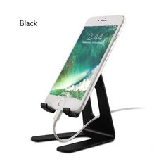 Aluminum Metal Stand for Smartphones and small tablets