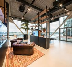 Funda Offices - Amsterdam - Office Snapshots Real estate loft conversion was . Funda Offices – Amsterdam – Office Snapshots Real estate loft conversion was coined through