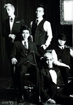 Big  Bang is so classy, I find that attractive.