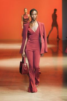 7f2d879a285 Cushnie Fall 2019 Ready-to-Wear Fashion Show Collection: See the complete  Cushnie Fall 2019 Ready-to-Wear collection. Look 12