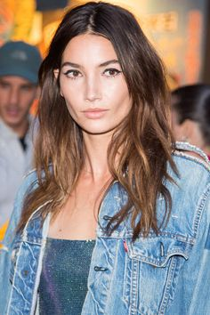 The 10 best summer haircuts to inspire your next trip to the hair salon: Lily Aldridge's overgrown layers