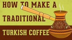 How to Make a Traditional Turkish Coffee - Coffee Icon - Ideas of Coffee Icon #coffeeicon #coffee - How to Make a Traditional Turkish Coffee Boss Coffee, Coffee Icon, Coffee Logo, Coffee Poster, Coffee Menu, Coffee Signs, Coffee Break, Coffee Cake, Coffee Coffee