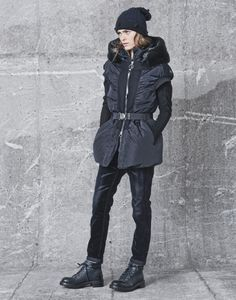 Look 52 - Automne Hiver 15 - Collections - HIGH. I would wear this vest ALL the time.