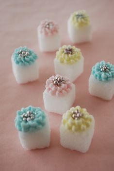 lovely sugar cubes