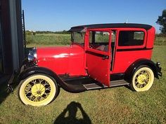 29 Ford Model A Coupe 500 Miles - Used Ford Model A for sale in Bixby, Oklahoma | Trucks2Cars.com