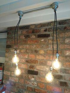 Twin/twin ceiling light