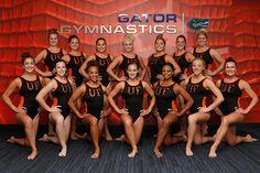 Gator Gymnastics Roster/Bios - GatorZone.com