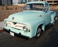 Autotrader Classics - 1955 Ford - Classic Trucks - San Francisco, CA - 100744483 Cars For Sale, Classic Trucks, Classic Cars, 1956 Ford Pickup, Canoga Park, Engine Rebuild, New Tank, Old Fords, Pickup Trucks