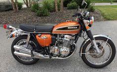 1974 Honda CB750
