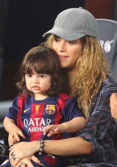Shakira lo compartio: Milan de dos años ya sabe leer