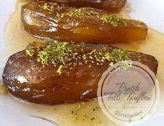 Patlıcan Reçeli Tarifi - Pratik Tatlı Tarifleri