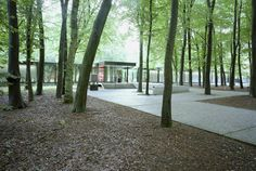 Kröller-Müller Museum. Second largest Van Gogh collection + sculpture garden, in a national forest. Otterlo, NL