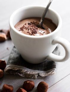 Coffee Time, Tea Cups, Chocolate, Tableware, Desserts, Food, Design, Pallet, Autumn