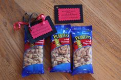 We're NUTS about our volleyball players!! Good LUCK at Regionals!!  Made these…