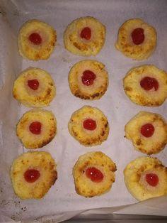 Ινδοκάρυδα ΜΟΝΟ με 3 υλικά !!!! ~ ΜΑΓΕΙΡΙΚΗ ΚΑΙ ΣΥΝΤΑΓΕΣ 2 Pineapple, Muffin, Sweets, Cookies, Fruit, Breakfast, Cake, Desserts, Recipes