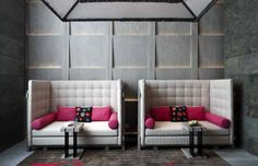 W Retreat & Spa - Bali, Indonesia- Hospitality Furniture Inspiration. See more: http://www.brabbu.com/en/inspiration-and-ideas/