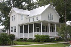 Farmhouse Style House Plan - 3 Beds 2.5 Baths 2038 Sq/Ft Plan #894-1 Photo - Houseplans.com