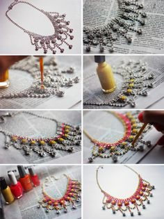 necklace revamp