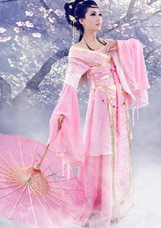 Fairy Ladies Costume of Chinese Han Dynasty :  http://www.theinnest.com/fairy-ladies-costume-of-chinese-han-dynasty-p2030.html