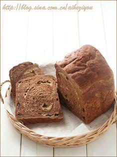 面包机面包3款