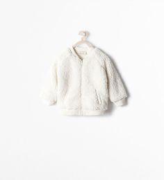 ZIP-UP COAT from Zara