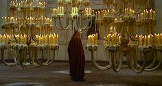 Casanova by Federico Fellini, 1976,Cinematography by Giuseppe Rotunno
