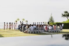 #beachwedding #weddingplannerphuket #www.luxuryeventsphuket.com Thailand Destination Wedding Read more - http://www.stylemepretty.com/little-black-book-blog/2013/12/13/natai-beach-thailand-destination-wedding/ #brideandgroom #ceremonyflowers #weddingceremony #weddingcelebrant#bluesky #beautifulday #engagement #wedding  #weddingstyle #weddingplanner #fleurs #flowers #bouquet #style #weddingflowers  #bridal  #dreamday#weddingdecor  #luxurywedding #ceremony #wedding #weddingday