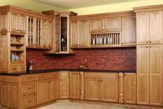 Refacing Kitchen Cabinets   Kitchen Cabinet Refacing New Hampshire   A Classic Kitchen Front