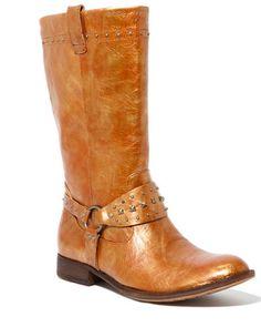 Born 'Boreen' Leather Mid-Shaft Boot