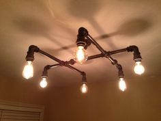 steampunk chandelier - Google Search