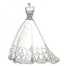 Cheap custom made, Buy Quality link dress directly from China custom fees Suppliers: Custom Made Dress Link or Extra fee for Shipping Wedding Dress Sketches, Dress Meaning, Mothers Dresses, Bride Dresses, Dress Link, Professional Dresses, Fashion Design Sketches, Custom Dresses, Wedding Party Dresses
