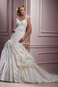 Fashion Ball Gown Wedding Dresses