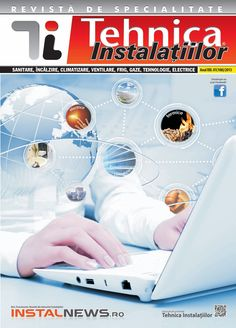 Revista Tehnica Instalatiilor nr. 01_108_2013 Magazine, Map, Blog, Location Map, Magazines, Blogging, Maps, Warehouse, Newspaper