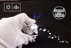 Star Wars Minions LED Flashlight Keychain //Price: $6.95 & FREE Shipping //