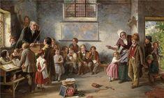 Francesco Bergamini (1815 – 1883), Italian painter.