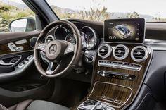 Mercedes-Benz GLC не изменяет традициям предшественника