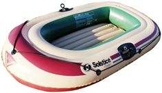 Solstice Voyager 2-Person Boat