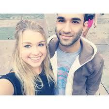 Anil et Marie 2 stars de youtube mais 2 stars quand même