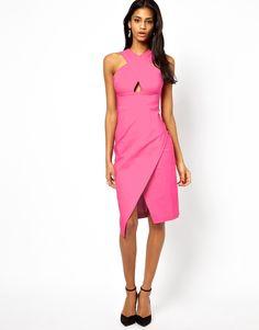 Картинки по запросу asos pink dress