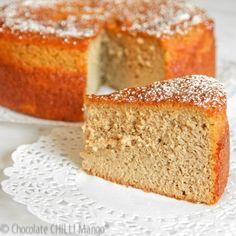 Flourless Mango Cake