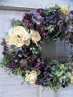 Wreath Crafts Diy Wreath Door Wreaths Wreaths For Front Door Jolie Fleur Diy Spring Wreath Easter Wreaths How To Make Wreaths Deco Floral Autumn Wreaths For Front Door, Christmas Mesh Wreaths, Holiday Wreaths, Door Wreaths, Winter Wreaths, Burlap Wreaths, Spring Wreaths, Ribbon Wreaths, Prim Christmas