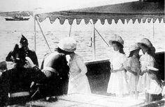 """Before visiting the Kaiser"" (Wilhelm II)"
