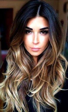 Ombre Hair e sua manutenção: omarombre