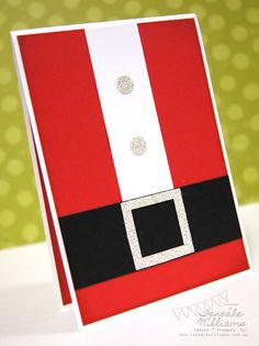 Santa Card,Teneale WILLIAMS, tenealewilliams.com.au  Dec 2012
