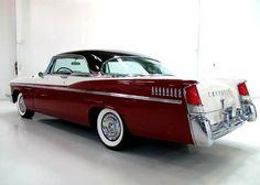 1956 Chrysler New Yorker St. Chrysler Saratoga, Vintage Cars, Antique Cars, Car Paint Colors, Automobile, 50s Cars, Chrysler New Yorker, Chrysler Cars, Chrysler Imperial