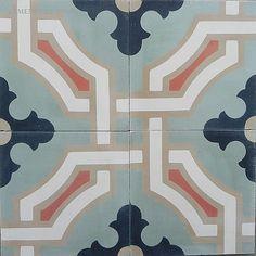 Cement Tile Shop | Monaco Unusual Wallpaper, Encaustic Tile, House Tiles, Style Tile, Cement Crafts, Classic Collection, Tile Patterns, Mosaic Tiles, Delft